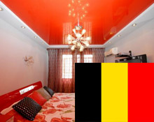 бельгийский натяжной потолок