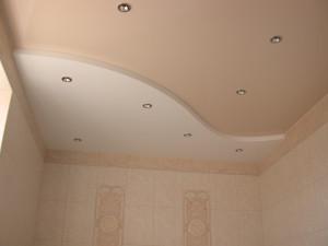 потолки навесные