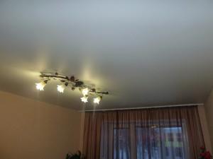 матовые натяжные потолки в перми