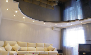 натяжные потолки фото пермь