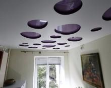 потолки с перфорацией